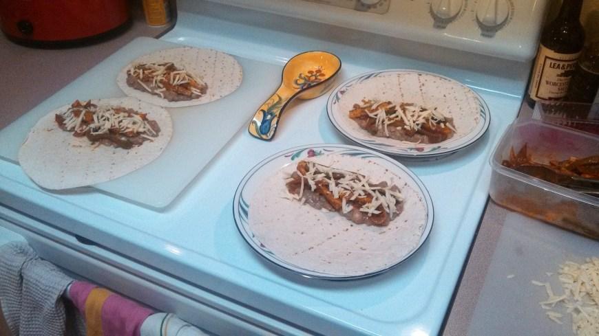 Burrito Assembly 2