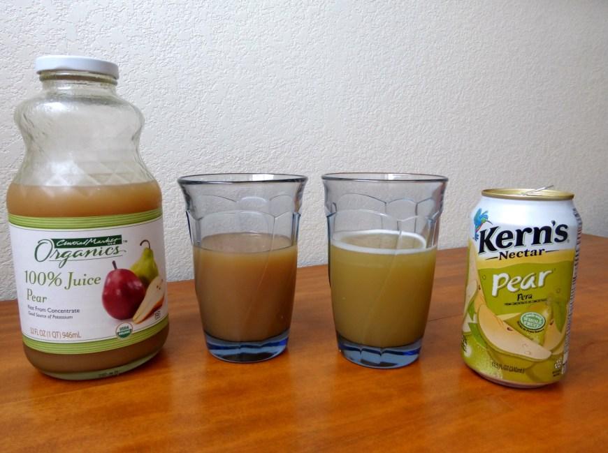 Pear Juice 2